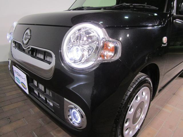 ダイハツ ミラココア ココアプラスX 届出済未使用車 インテリキー LEDライト