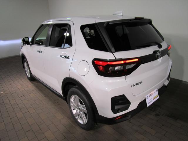 「トヨタ」「ライズ」「SUV・クロカン」「三重県」の中古車18