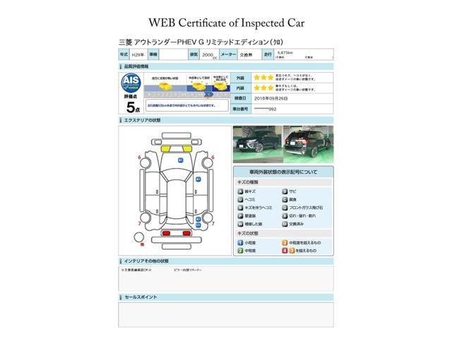 2.0 G リミテッド エディション 4WD ETC(2枚目)