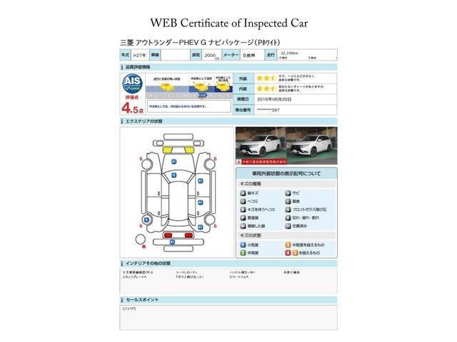 2.0 G ナビパッケージ 4WD AC100V給電機能(2枚目)
