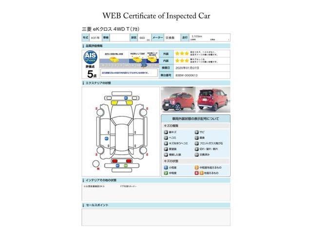 660 T 4WD 9インチナビ/全周囲カメラ/FCM(2枚目)