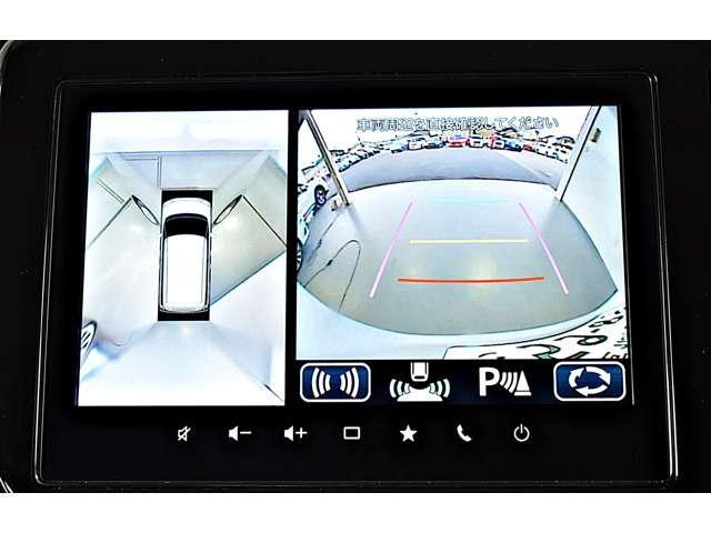 ハイブリッドMZ 全方位カメラパッケージ 両側電動スライドドア・メモリーナビ (4枚目)