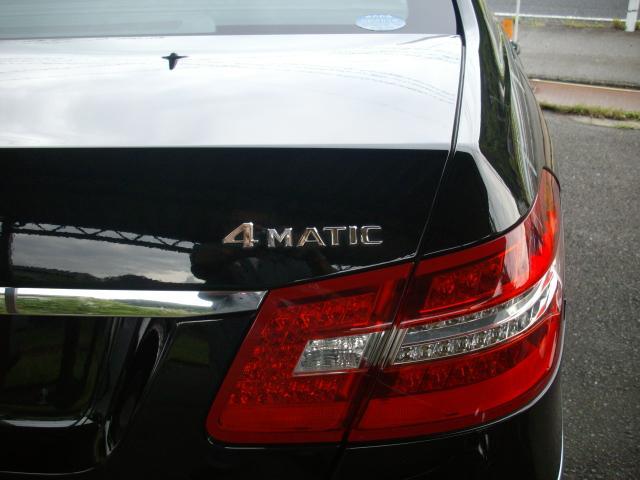 メルセデス・ベンツ M・ベンツ E350 4マチック アバンギャルド