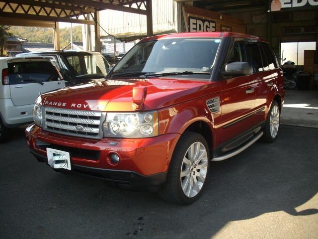 「ランドローバー」「レンジローバースポーツ」「SUV・クロカン」「岐阜県」の中古車18