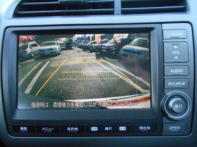 ホンダ ストリーム X HDDナビ バックカメラ HIDライト DVD再生