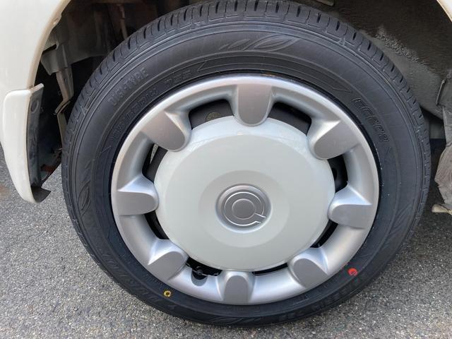 タイヤは4本新品交換済みになります。