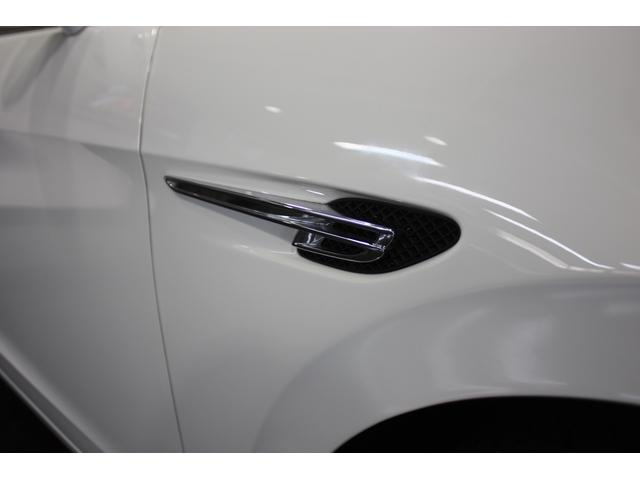 ベントレー ベントレー フライングスパー ベースグレード D車 サンルーフ 黒レザー 21インチAW