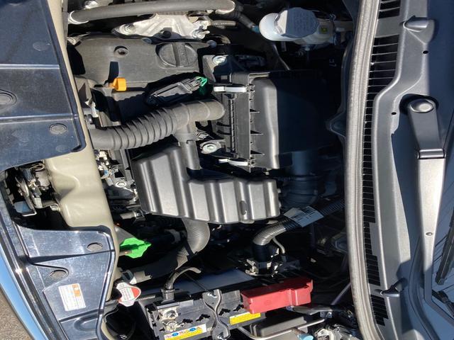 ハイブリッドX ナビ ETC 衝突被害軽減システム ブラック AC 修復歴無 AW 4名乗り オーディオ付 スマートキー ベンチシート パワーウィンドウ(19枚目)