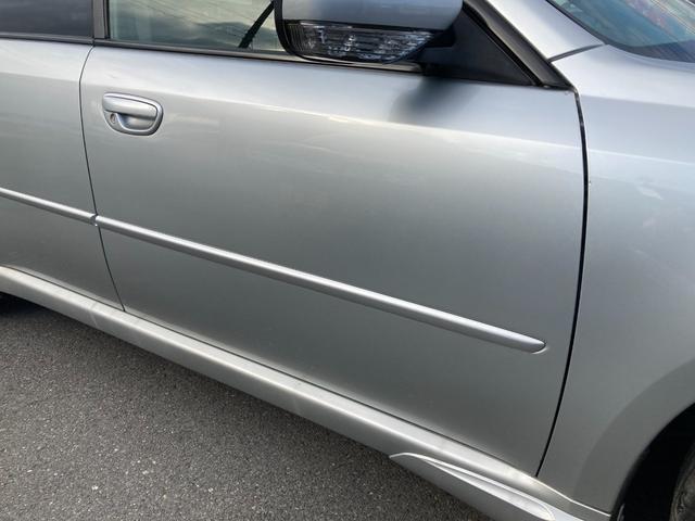 2.0GT アプライドA型GT・オプションDVDナビ・CDMD・ETC・パドルシフト・タイミングベルト交換済・入庫点検時O2センサー交換済・フロントリップスポイラー付き・純正17インチアルミホイール(19枚目)