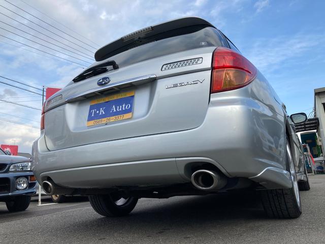 2.0GT アプライドA型GT・オプションDVDナビ・CDMD・ETC・パドルシフト・タイミングベルト交換済・入庫点検時O2センサー交換済・フロントリップスポイラー付き・純正17インチアルミホイール(27枚目)