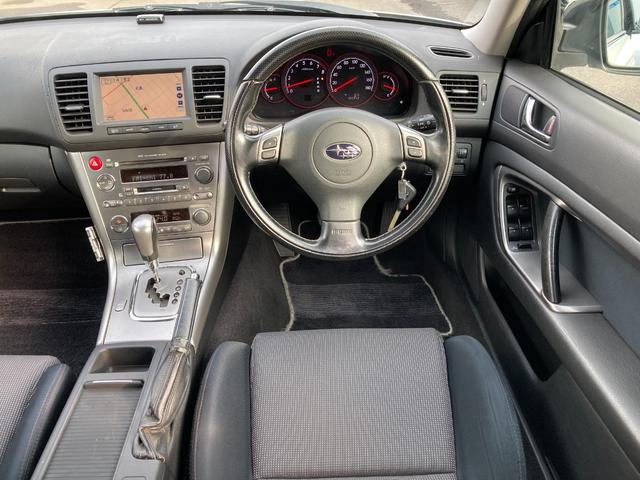2.0GT アプライドA型GT・オプションDVDナビ・CDMD・ETC・パドルシフト・タイミングベルト交換済・入庫点検時O2センサー交換済・フロントリップスポイラー付き・純正17インチアルミホイール(39枚目)