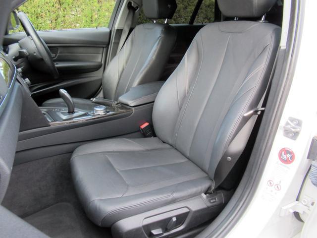 320dツーリング ラグジュアリー パールホワイト ACCアダプティブクルーズ インテリジェントセーフティ オートテールゲート 黒革シート シートヒーター パワーシート コンフォートアクセス HDDナビ Bカメラ PDC ETC 禁煙車(7枚目)
