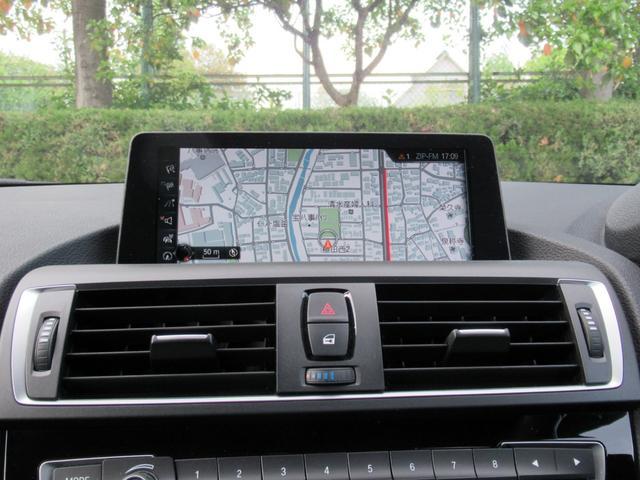 118i Mスポーツ コンフォートPKG パーキングサポートPKG 衝突軽減システム レーンディパーチャー HDDナビ Bカメラ パークセンサー LEDライト ETC Bluetooth クルコン 禁煙車 記録簿(10枚目)