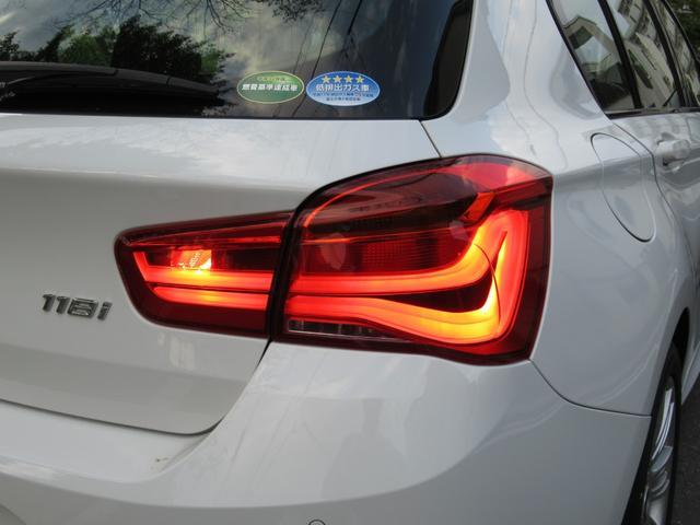 118i Mスポーツ コンフォートPKG パーキングサポートPKG 衝突軽減システム レーンディパーチャー HDDナビ Bカメラ パークセンサー LEDライト ETC Bluetooth クルコン 禁煙車 記録簿(47枚目)