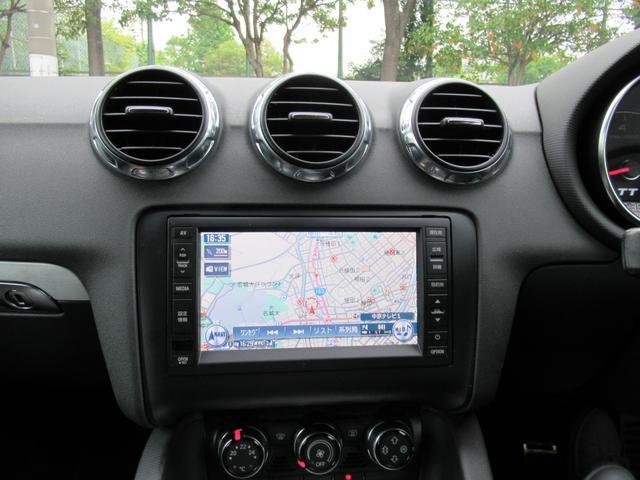 2.0TFSI ワンオーナー車 純正HDDナビ フルセグ地デジTV バックカメラ Bluetooth ETC パドルシフト バイキセノン 純正17インチAW(10枚目)