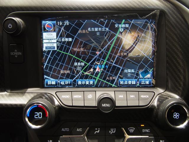 シボレー シボレー コルベット Z06 正規ディーラー車