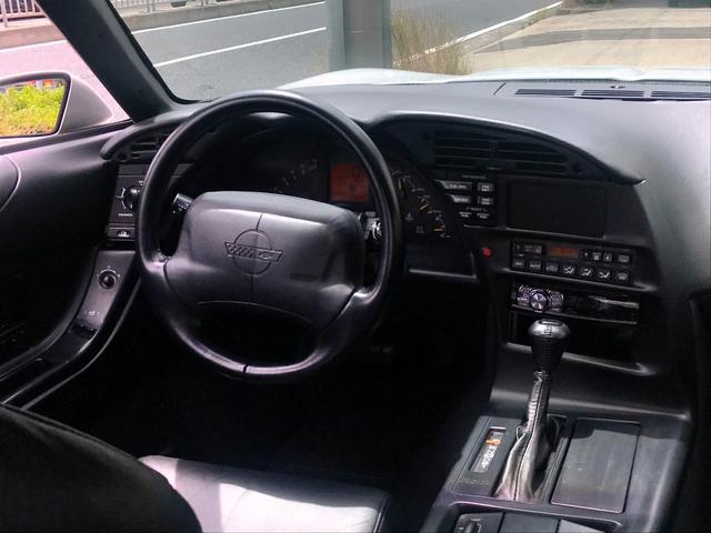 C4 新車並行 黒革 タルガトップ(16枚目)