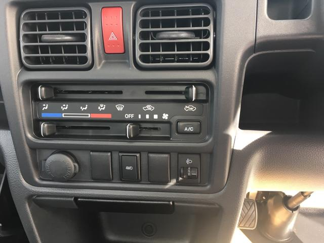DX 4WD エアコン 平床ボディ 三方開(3枚目)