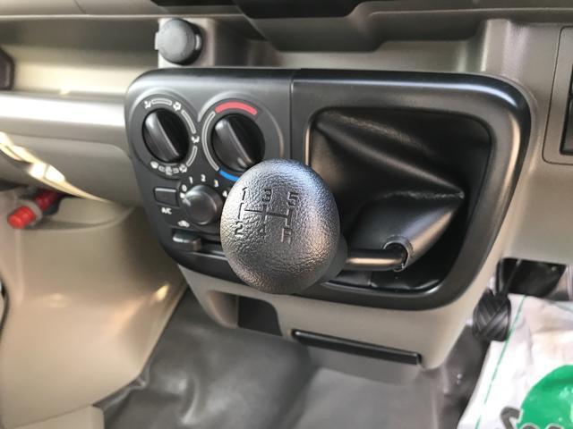 DX 4WD エアコン 5MT 軽バン 届出済未使用車(14枚目)