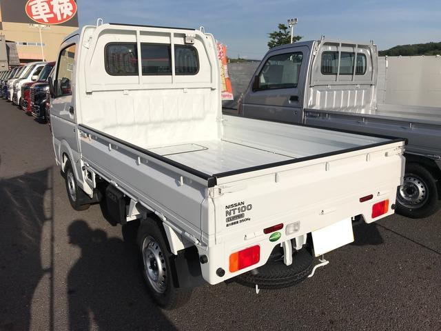 DX 4WD AC MT 軽トラック 届出済未使用車(2枚目)