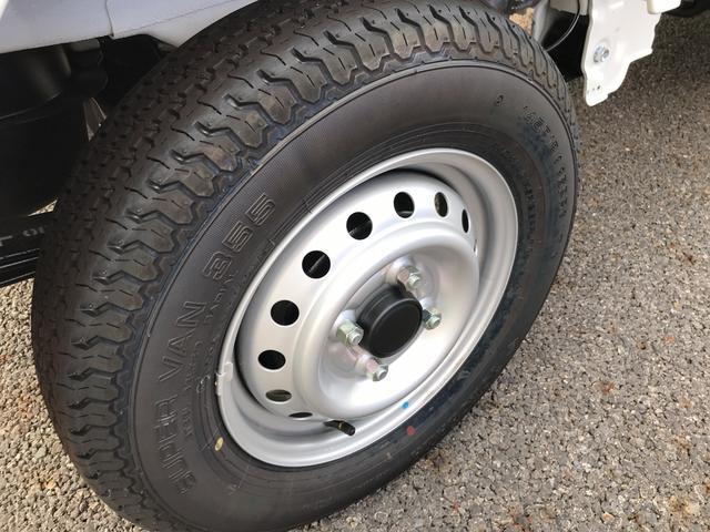 DX 4WD AC MT 軽トラック 届出済未使用車(4枚目)