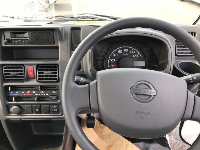 DX 4WD AC MT 軽トラック 届出済未使用車(15枚目)