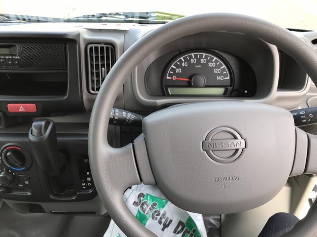 DX 届出済未使用車 4WD AC CVT 軽バン(12枚目)