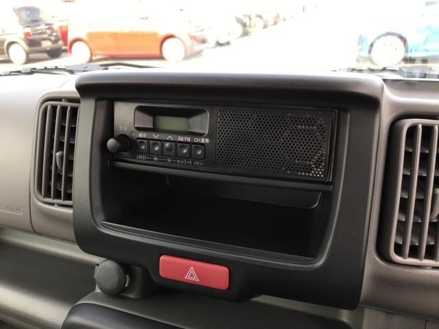 DX 届出済未使用車 4WD AC CVT 軽バン(14枚目)
