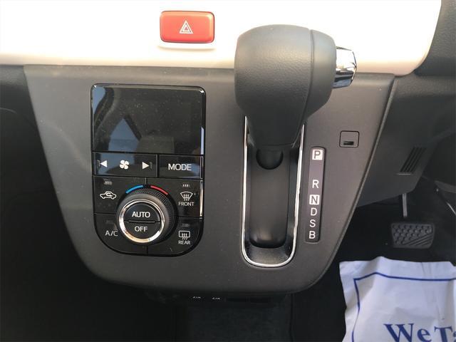 G リミテッド SAIII 前席シートヒーター 衝突軽減 オートエアコン コーナーセンサ スマートキー サイドエアバック(17枚目)