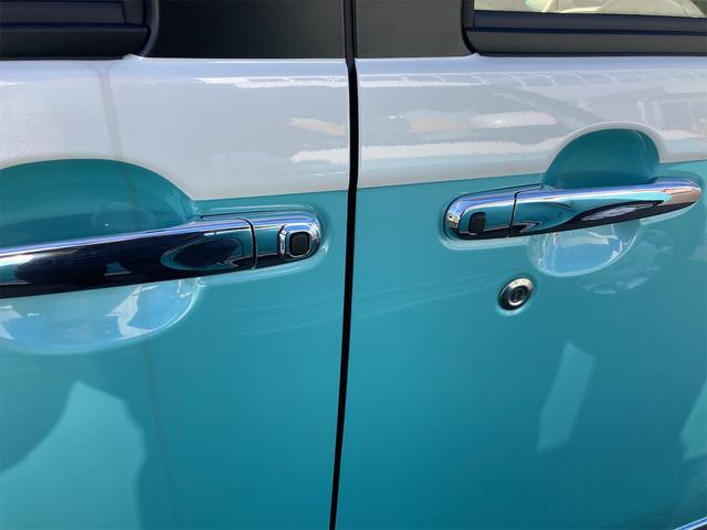 GメイクアップVS SAIII 届け出済み未使用車 バックカメラ 両側電動スライドドア オートマチックハイビーム スマートキー アイドリングストップ 電動格納ミラー シートヒーター ベンチシート CVT 盗難防止システム(14枚目)