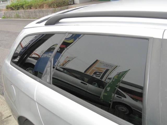 アルファロメオ アルファスポーツワゴン 2.5 V6 24V Qシステム 革 フィルム 16AW