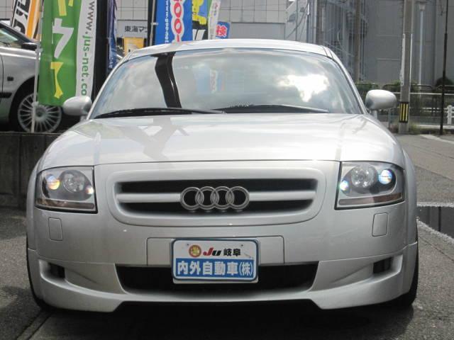 「アウディ」「アウディ TTクーペ」「クーペ」「岐阜県」の中古車2
