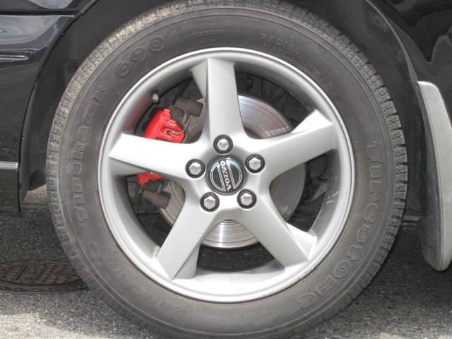 ボルボ ボルボ V70 2.5SE 新品社外クリアライト RバンパーAW タイベル済