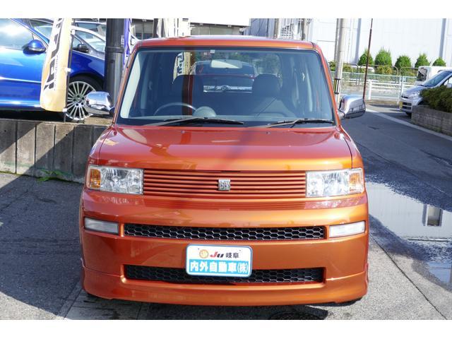 トヨタ bB S Xバージョン キセノン DVDナビ 後期型