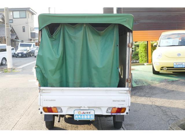 三菱 ミニキャブトラック VX-SE エアコン付 5速マニュアル 幌