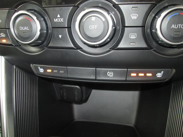 マツダ CX-5 XD Lパッケージ4WD6ATフロアMTモード付AT