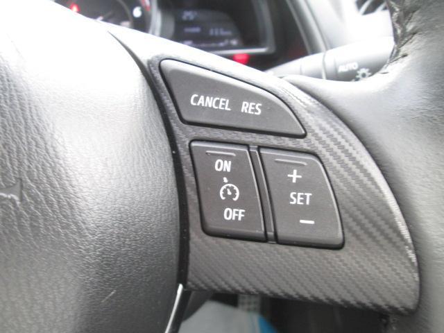車速を一定に保ってくれるクルーズコントロール搭載★