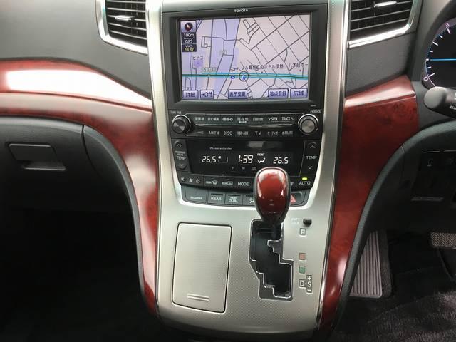 トヨタ アルファード 350S Cパッケージ HDDナビ バックカメラ ETC
