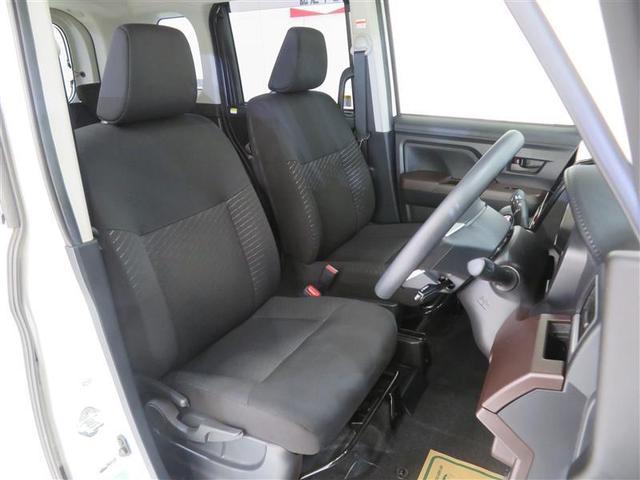 フロントシートはクリーニング済みです♪