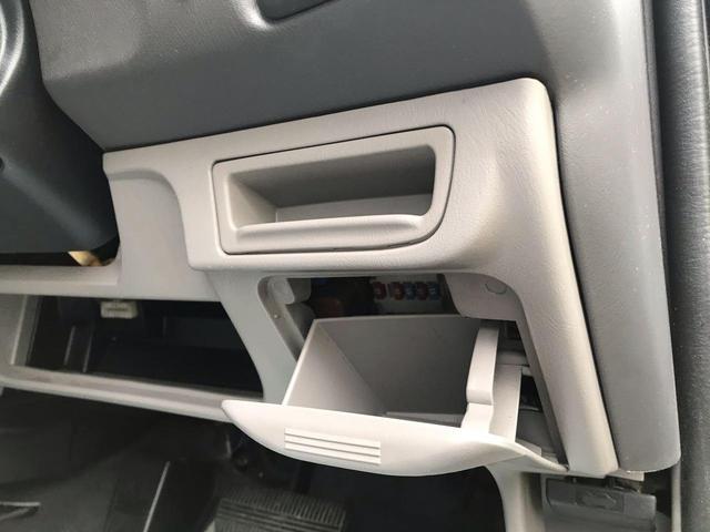 運転席手元の小物入れです!