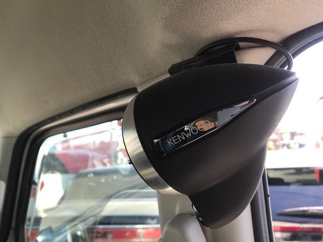 PAターボ インチアップ シートカバー HDDナビ ETC ユピテルレーダー インパネ4速AT(11枚目)