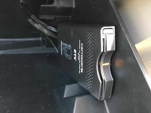 PAターボ インチアップ シートカバー HDDナビ ETC ユピテルレーダー インパネ4速AT(19枚目)