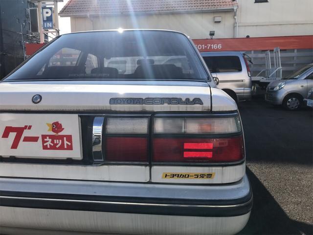 「トヨタ」「カローラ」「セダン」「愛知県」の中古車12