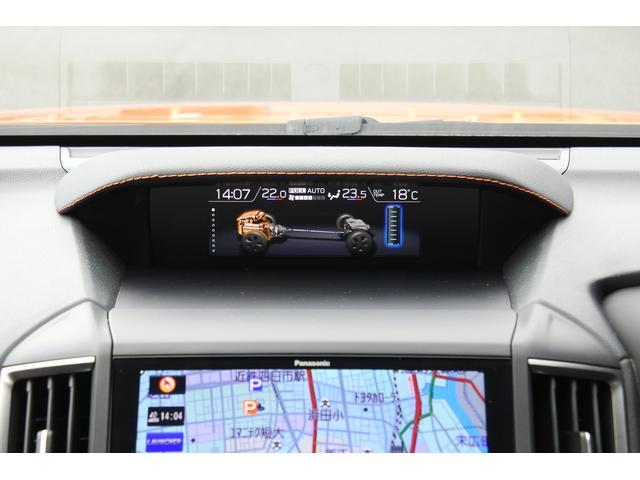 マルチファンクションディスプレイです。モーター用バッテリーの充電状況を表示している画像です