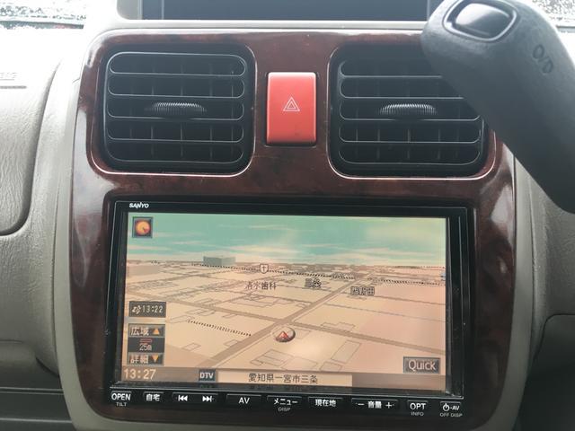 シボレー シボレー MW ベースグレード フルセグTV付HDDナビ 本革シート