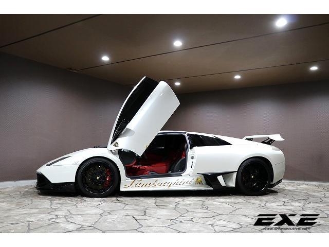 ランボルギーニ ランボルギーニ ムルシエラゴ LP640 e-gear LBperformance ver
