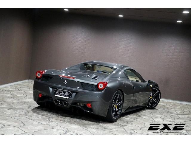 フェラーリ フェラーリ 458スパイダー ベースグレード