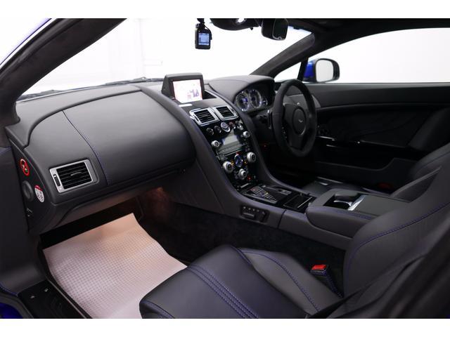 アストンマーティン アストンマーティン V8ヴァンテージ クーペ S スポーツシフトII ナビ バックカメラ ETC