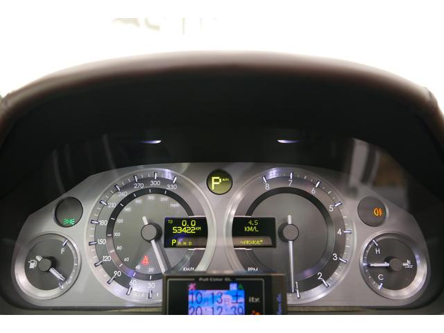 アストンマーティン アストンマーティン DB9 ヴォランテ タッチトロニック 茶革 ETC 左H