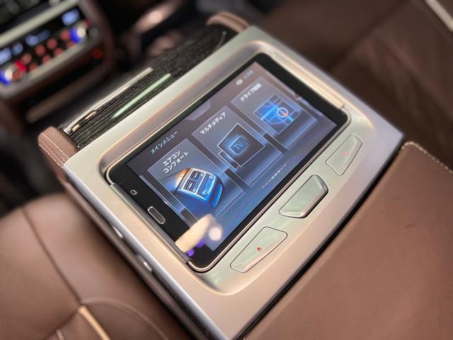 740d xDrive Mスポーツ 4WD ディーゼルターボ 茶革 サンルーフ 純正HDDナビ フルセグTV ETC 全周囲モニター 後席モニター リアタブレット型リモコン シートヒーター&クーラー 純正ドライブレコーダー パドルシフト(20枚目)